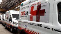 candidatos del frente de todos gestionaron tres ambulancias para neuquen