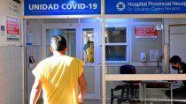 covid: neuquen reporto 132 casos y son 1.801 los activos