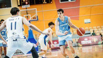 una buena y una mala para el basquet: manu brilla en el mundial y chau federal