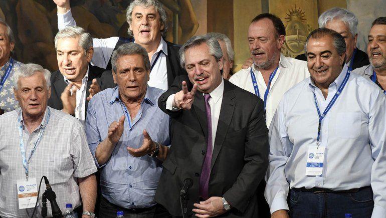 Fernández: El movimiento obrero es parte del gobierno desde el 10 de diciembre