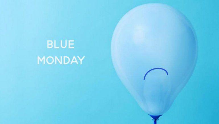 Por qué dicen que el Blue Monday es el día más triste
