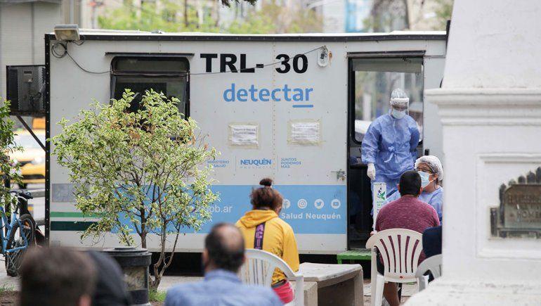 Neuquén registró 170 casos y dos nuevas muertes por COVID