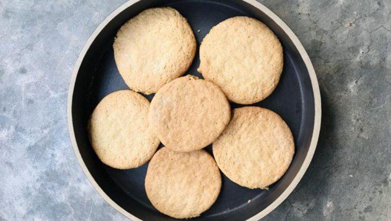 Galletitas de manteca, receta muy fácil