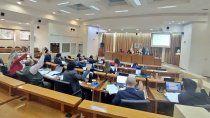 el concejo deliberante a contrareloj: ¡a votar que se acaba el ano!
