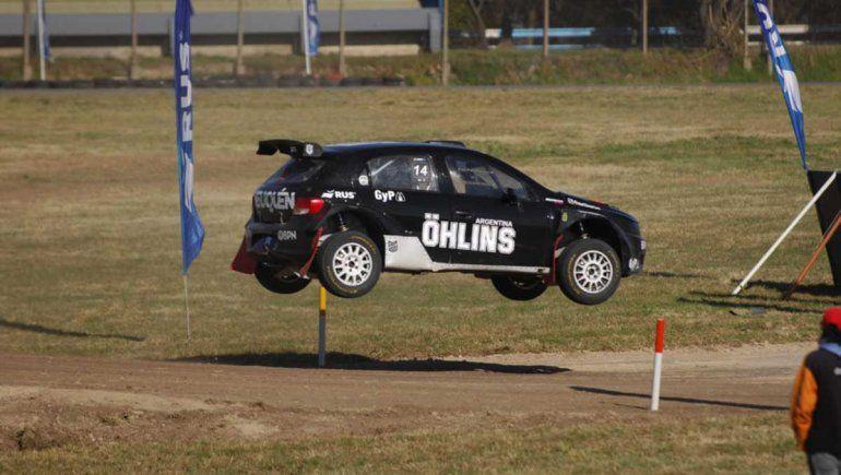 Martín Suriani hizo podio en la segunda fecha del CARX en Buenos Aires