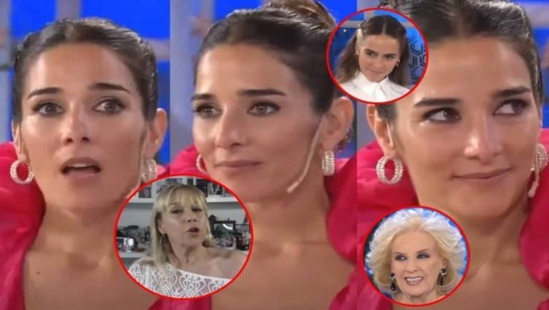 Tras las puteadas de Juanita por la aparición de Ámbar, Nacho Viale dio la cara