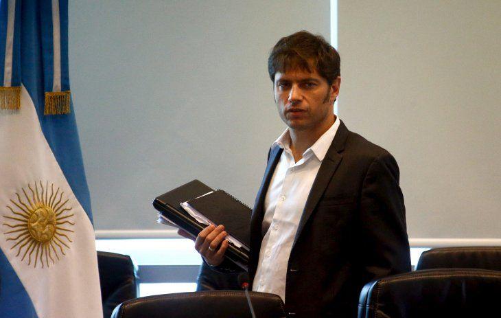 FOTO DE ARCHIVO. El gobernador de la provincia de Buenos Aires