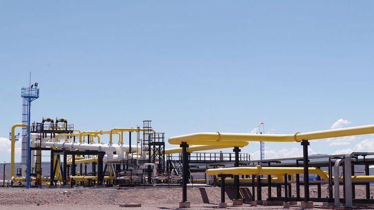 Neuquén lidera las exportaciones de gas gracias a Vaca Muerta