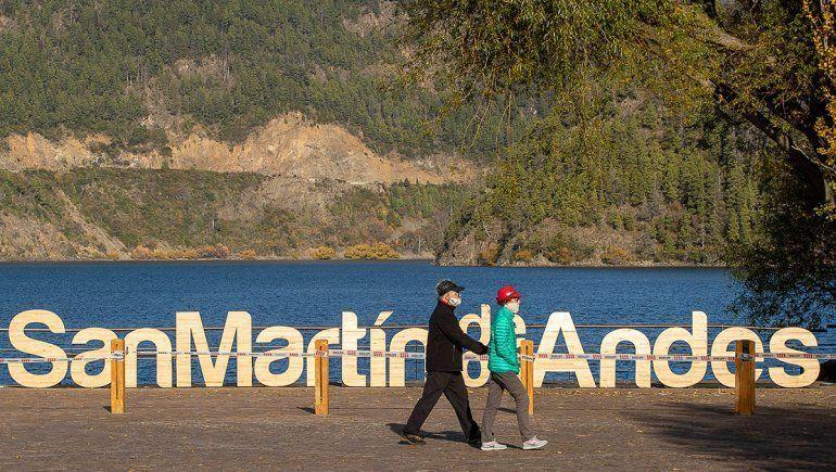 San Martín de los Andes en alerta por otro pico de contagios