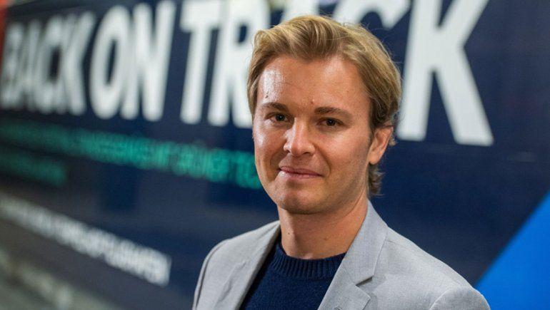 Nico Rosberg es