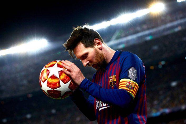 Messi rompió el silencio a días de quedar libre del Barcelona y dijo de todo