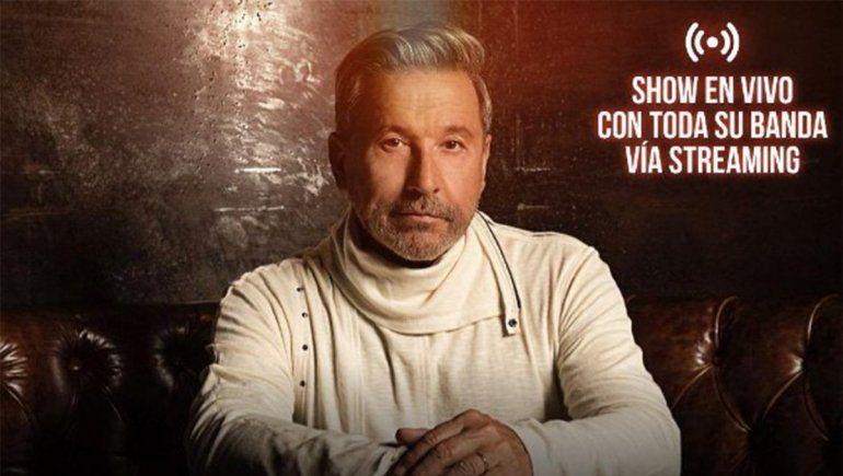 El show online de Ricardo Montaner se hará el próximo 28 de noviembre | Foto: @montaner