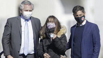 fernandez: me avergonzaria quedar mal con los argentinos