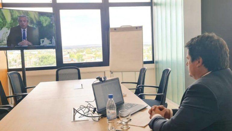 Gaido se reunió con el Presidente y aseguró obras para la ciudad por $575 millones