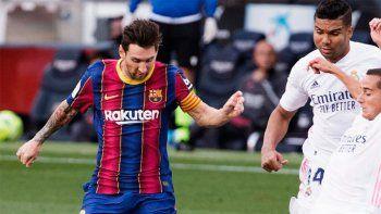 Barcelona perdió en el Camp Nou ante el Real Madrid | Foto: @FCBarcelona (vía Twitter)