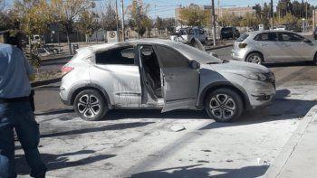 Atentado contra una médica de Cutral Co: le incendiaron su auto