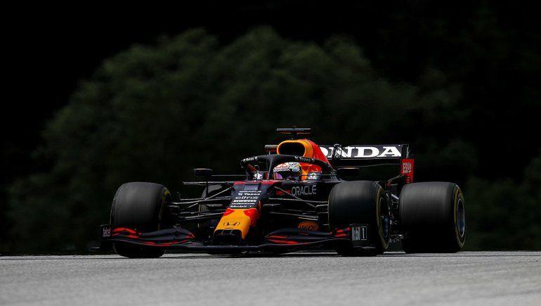 Verstappen buscará seguir dominando la F1 en el Gran Premio de Austria.