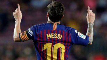 El contrato de Messi finaliza el 30 de junio