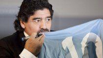 Maradona siempre protagoniza historias dignas de ser contadas.