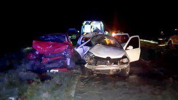 un grupo de amigas choco en la ruta: dos fallecieron