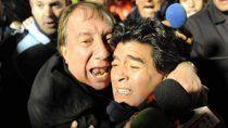 Diego Maradona era como un hijo para Bilardo.