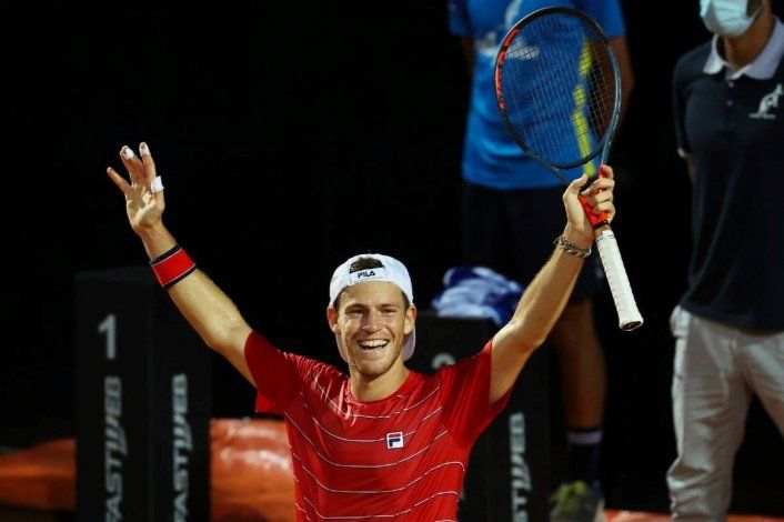 Hora y TV de la final del Peque Schwartzman en Colonia