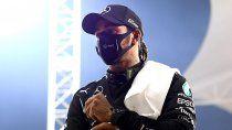 Lewis Hamilton es el tercer piloto de la Fórmula 1 que da positivo de COVID-19