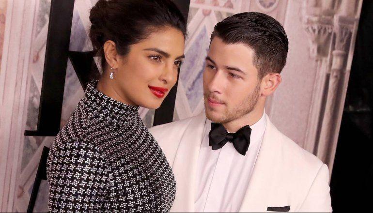 Nick Jonas y Priyanka Chopra celebran su segundo aniversario de boda