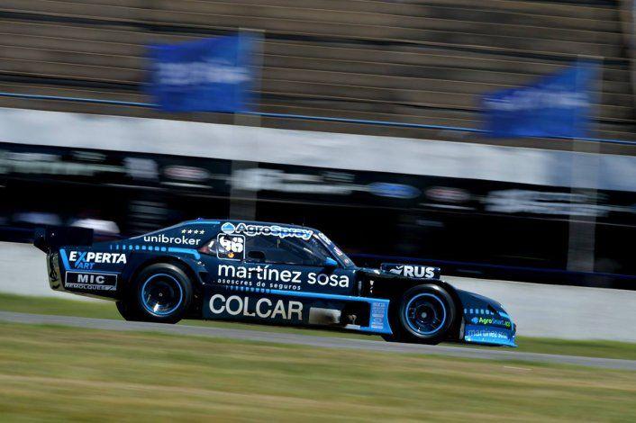 Agustín Canapino es el puntero de torneo 2021 de Turismo Carretera luego de la cita apertura en el autódromo de La Plata.