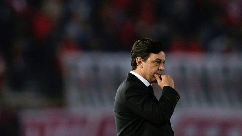 River confía en el plan Gallardo para la Libertadores