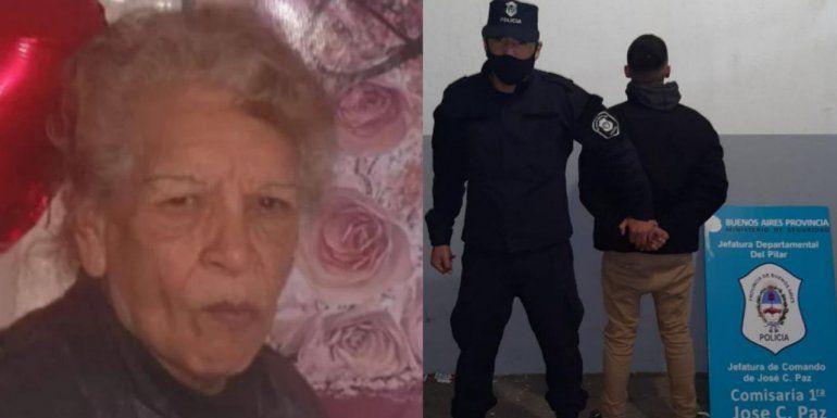 Crimen e incendio: la abuela fue asesinada de un balazo en la cabeza