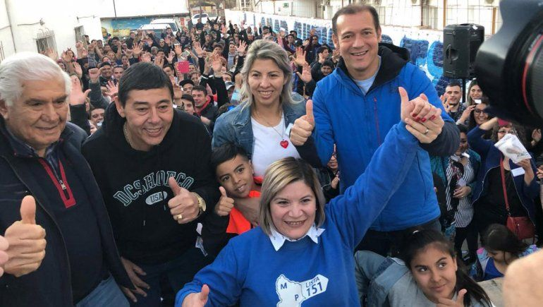 Rincón: Sepúlveda obtuvo más del 50% y será la nueva intendenta