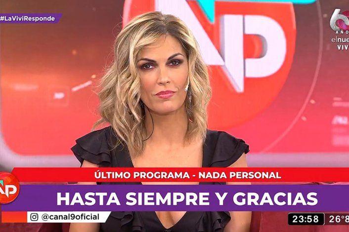 Canosa se despidió de la TV hablando de sexo: Cristina debe ser salvaje en la cama