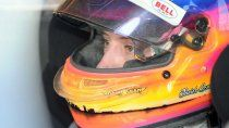 Javier Scuncio Moro estuvo en la primera carrera de los 200Km de Buenos Aires del Súper TC2000