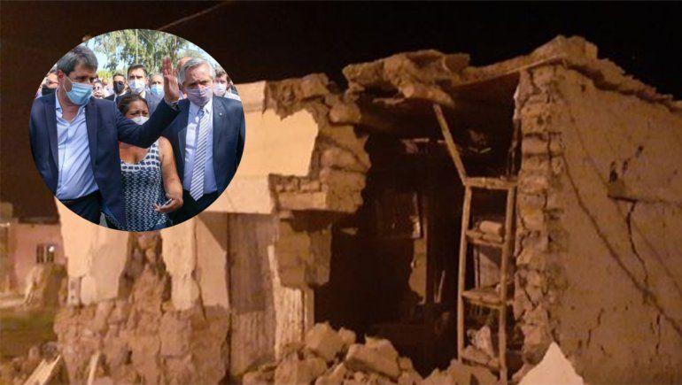 Nación le anticipará fondos a San Juan para la construcción de viviendas
