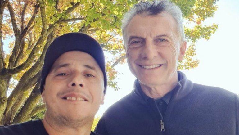 El macrismo le ofreció una candidatura a El Dipy en La Matanza
