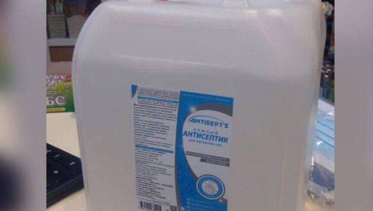 Se terminó el alcohol en una fiesta y se tomaron el gel desinfectante: siete muertos