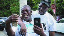 Volvió a su casa tras 34 años. Es padre de 5 hijos y abuelo de 32 nietos.