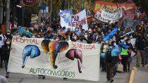 miles de trabajadores en el centro neuquino por el 1° de mayo