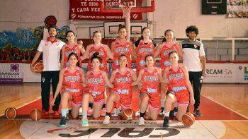 basquet: el rojo, adc y el bigua animaran el federal femenino