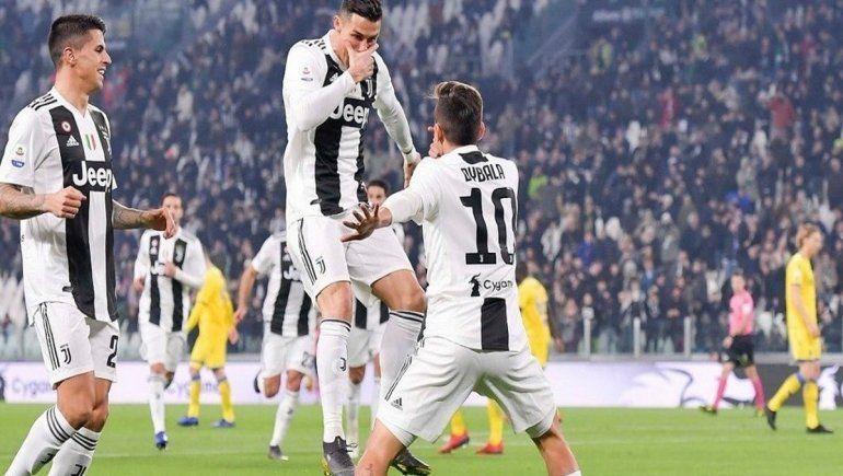 Hoy es incierto el futuro de Dybala con la Juventus de Turín.