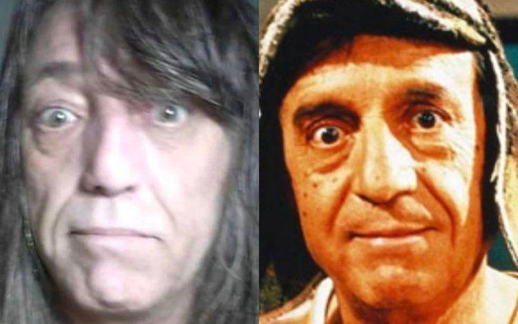 Furor por el Chespirito argentino disfrazado de El Chavo