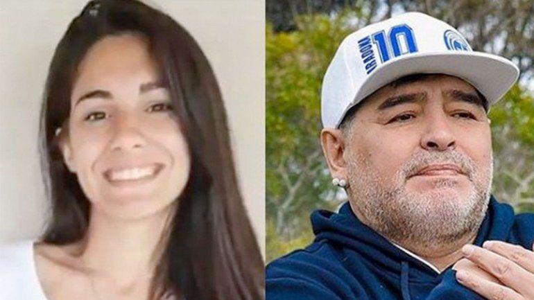 Reclamaba la paternidad de Maradona pero el ADN dio negativo