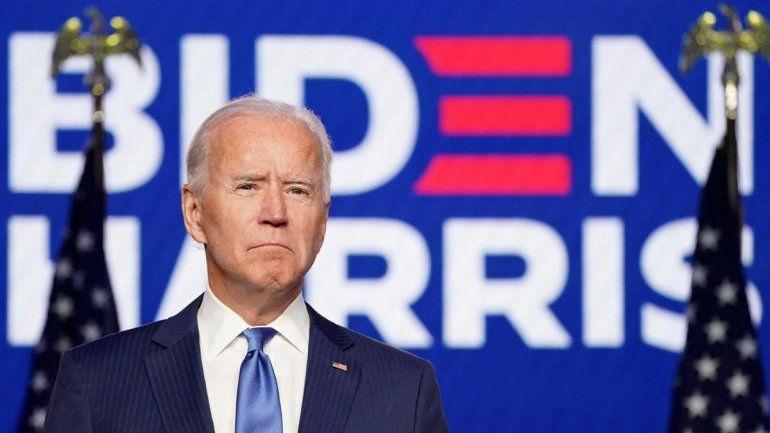 Biden: Es momento de cerrar las heridas