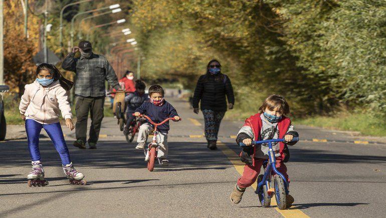Provincia estudia ampliar las salidas recreativas para los más chicos
