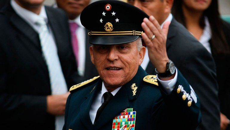 México exoneró al ex ministro que EE.UU. acusó