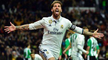 Sergio Ramos fue parte del Real Madrid por 16 años