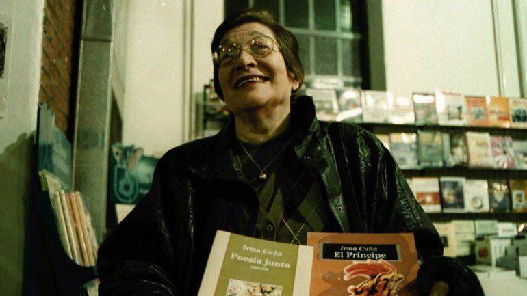 La vida y obra de la poeta y ensayista Irma Cuña revisitada