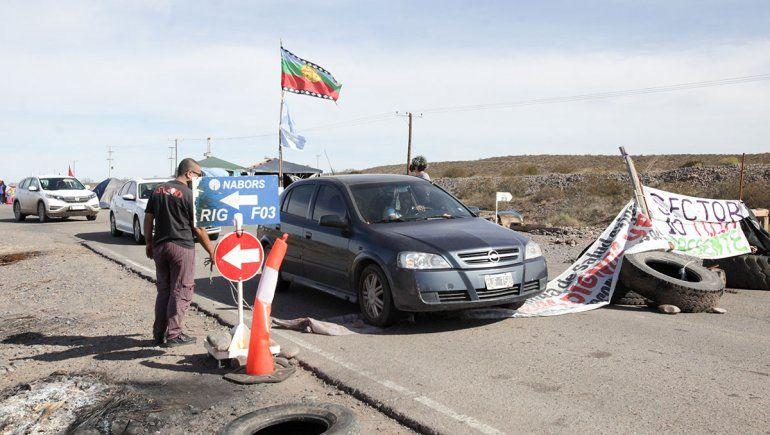 Los autoconvocados liberan Vaca Muerta pero cortan La Angostura y van a los puentes