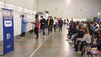 Dónde sigue hoy la campaña de vacunación en Neuquén